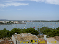 Immobilien Luxusappartement Porto Colom A - Erstklassiges Appartement mit Hafen- u. Meerblick