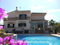 Immobilien Haus in Porto Colom - Chalet mit Pool und Garage in Portocolom
