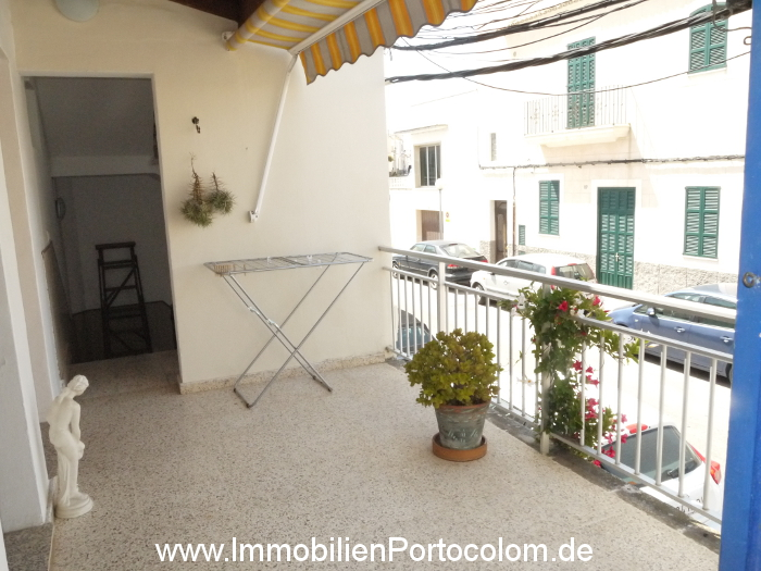 Apartment Portocolom first habor line terrace 10616