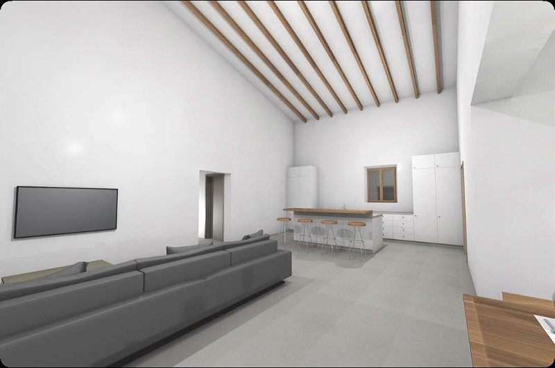Finca project S Horta inside 2 15119
