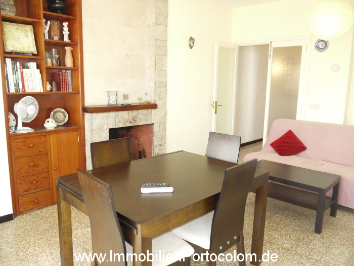 Apartment Portocolom first habor line diningroom2 10616