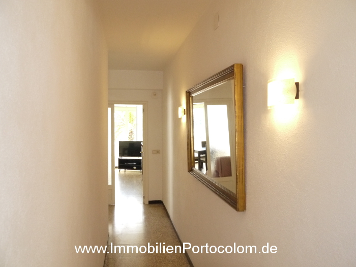 Apartment Portocolom first habor line corredor 10616