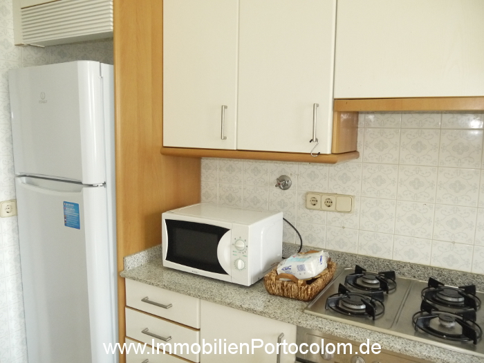 Apartment Portocolom first habor line kitchen2 10616