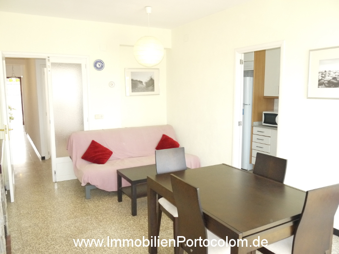 Apartment Portocolom first habor line livingroom2 10616