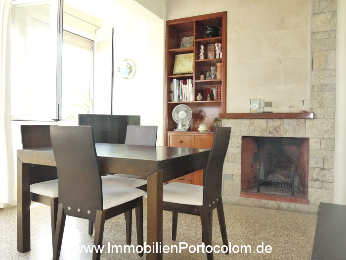 Apartment Portocolom first habor line diningroom 10616
