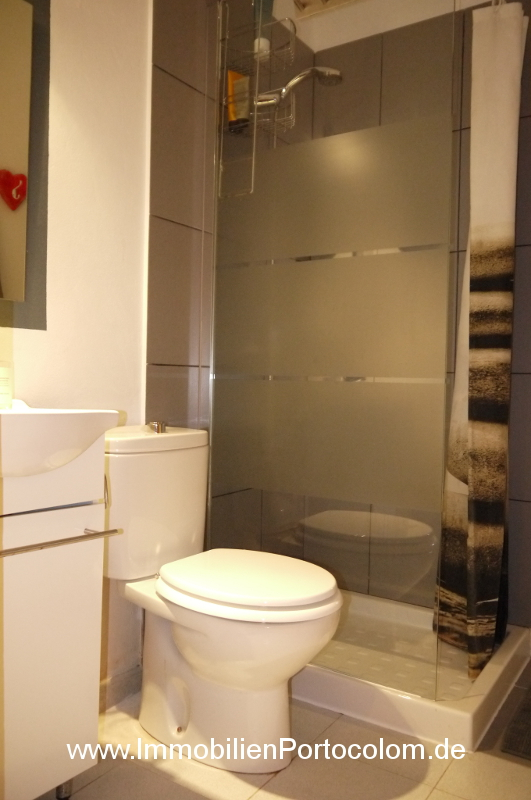 Groundfloor apartment 1. line Portocolom bathroom2 3417