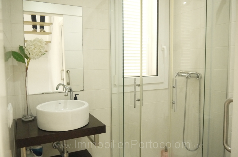 Modernes Chalet Porto Colom Bad 12220