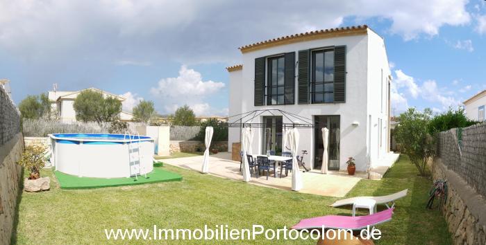Immobilien - Chalet en Porto Colom, Mallorca