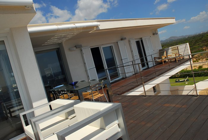 Immobilien - Luxus-Appartement in Sa Punta